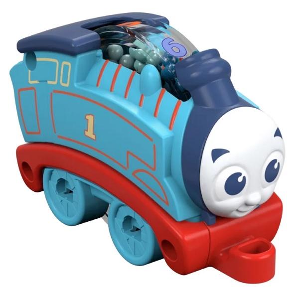 Купить Mattel Thomas & Friends DTN24 Томас и друзья Паровозики с крутящимися шариками, Наборы игрушечных железных дорог, локомотивы, вагоны Mattel Thomas & Friends