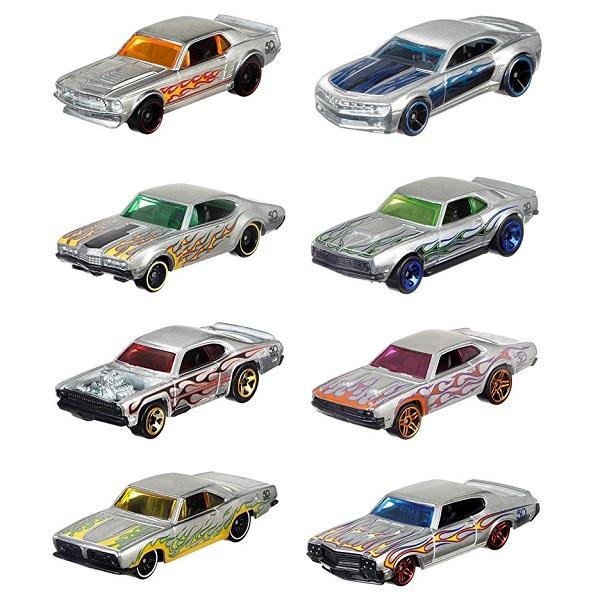 Купить Mattel Hot Wheels FRN23 Хот Вилс Машинка Юбилейная (в ассортименте), Игрушечные машинки и техника Mattel Hot Wheels