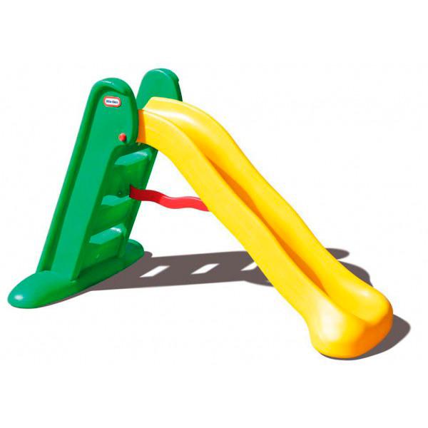 Детская горка LittleTikes крупногабарит - Игровые комплексы , артикул:38013