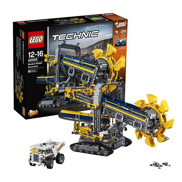 Конструктор LEGO - Техник, артикул:139761