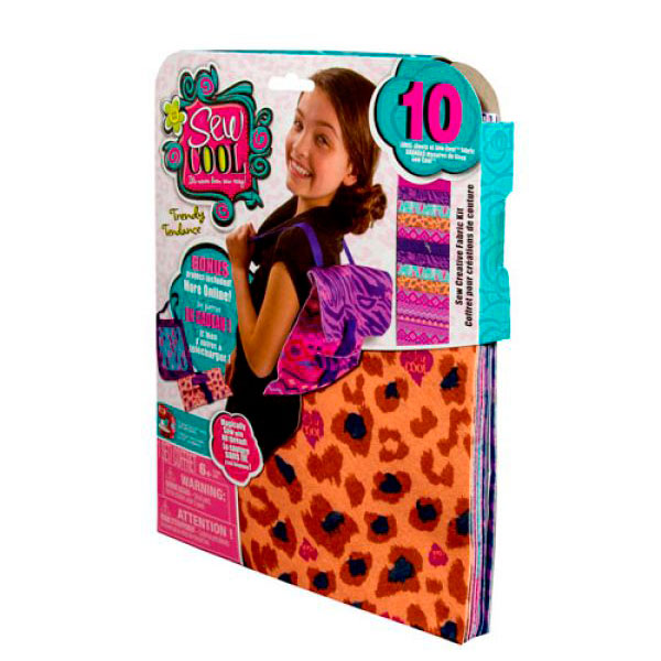 Купить Sew Cool 56005 Сью Кул Набор для создания собственных дизайнов (в ассортименте), Набор для творчества Sew Cool