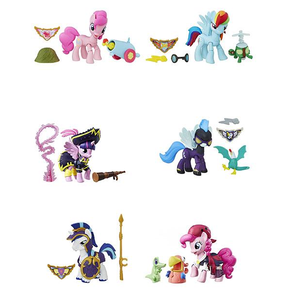 Hasbro My Little Pony B6008 Хранитель Гармонии, арт:155451 - Любимые герои, Игровые наборы