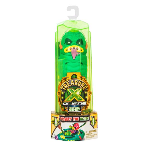 Купить Treasure X 41542T Набор Пришельцы (охотник + сокровище), Игровые наборы Treasure X