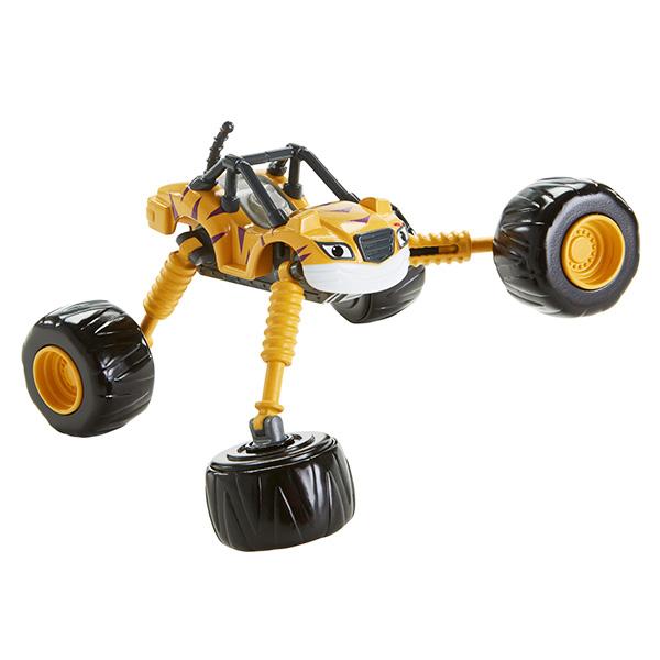 Mattel Blaze DGK62 Вспыш и его друзья, Рык, арт:144344 - Машинки из мультфильмов, Транспорт