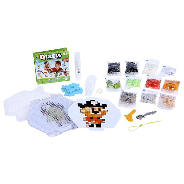 Купить Qixels 87041 Квикселс Набор для творчества Пираты , Набор для творчества Qixels