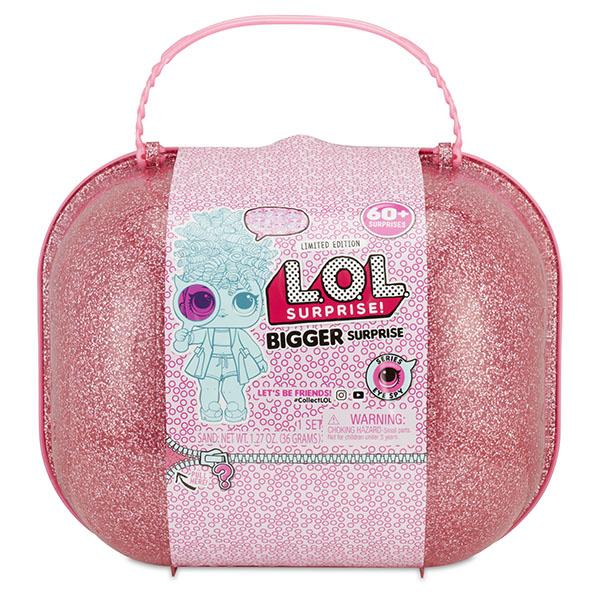 L.O.L. Surprise 553007 Декодер Чемодан (60 сюрпризов), арт:154965 - Мини наборы, Игровые наборы