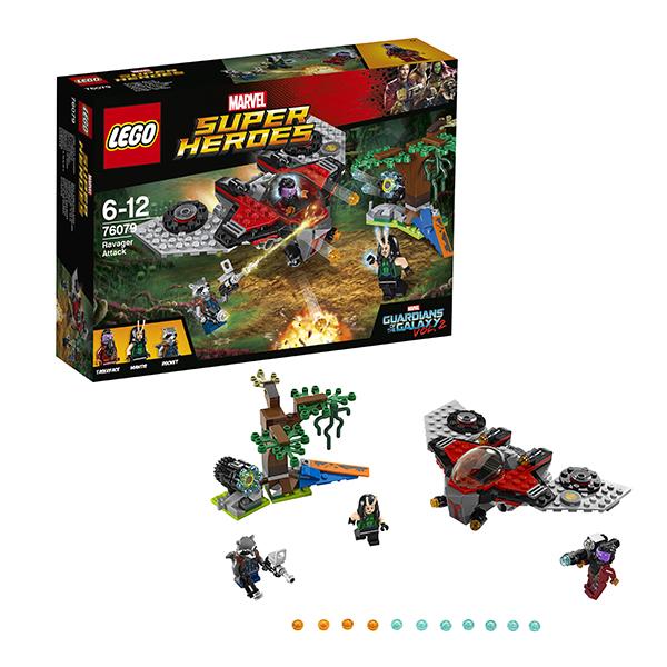 Конструктор LEGO - Супер Герои, артикул:145773