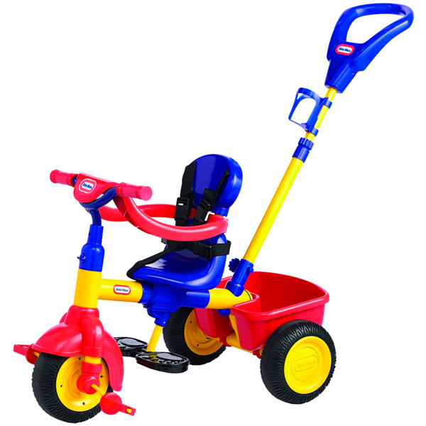 Велосипед LittleTikes крупногабарит - Велосипеды и самокаты, артикул:38732
