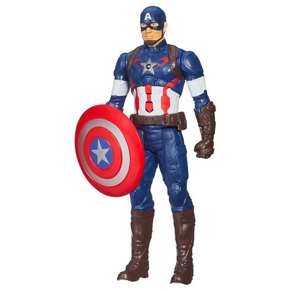 Игровой набор Hasbro Avengers - Супергерои, артикул:132492