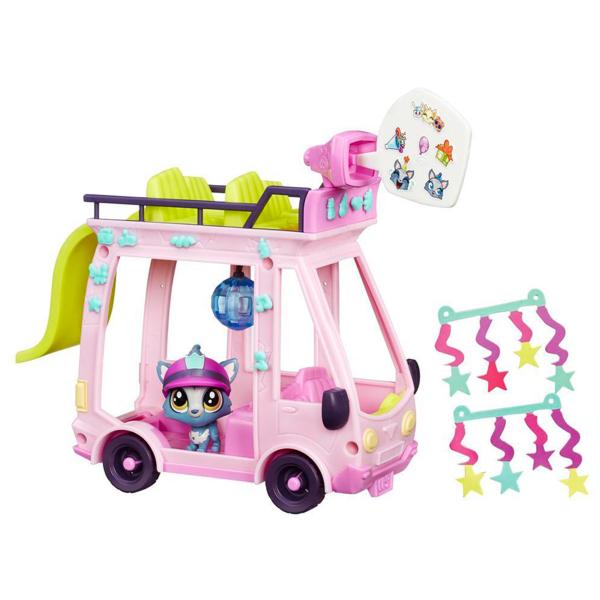 Игровой набор Hasbro Littlest Pet Shop - Минифигурки, артикул:146552