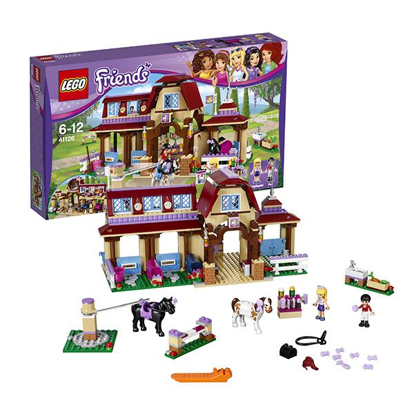 Lego Friends 41126 Конструктор Лего Подружки Клуб верховой езды