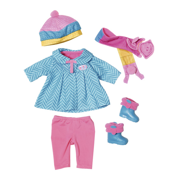 Одежда для куклы Zapf Creation - Одежда и аксессуары для кукол, артикул:146214