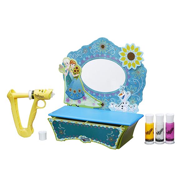 """Hasbro Dohvinci Dohvinci B5512 Игровой набор для творчества """"Стильный туалетный столик Холодное Сердце"""""""