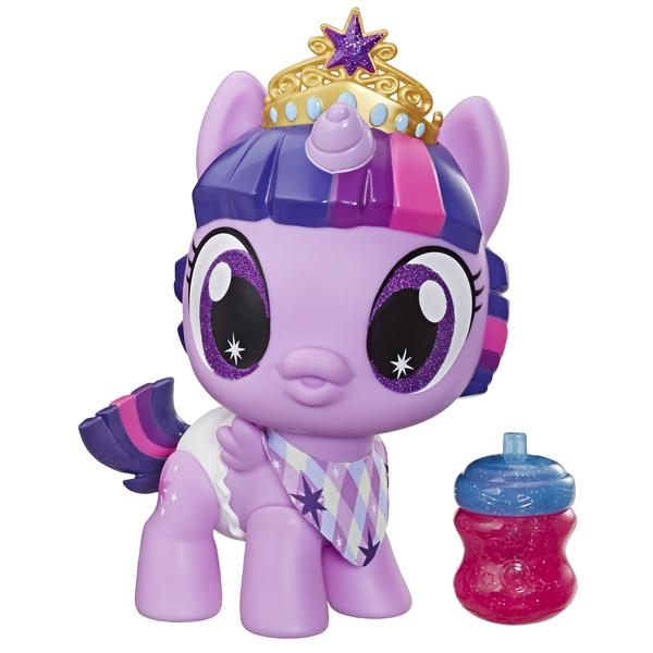 Купить Hasbro My Little Pony E5107/E6551 Май Литл Пони Игрушка Пони Малыш Сумеречная искорка, Игровые наборы и фигурки для детей Hasbro My Little Pony