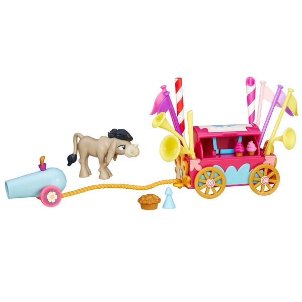 Купить Hasbro My Little Pony B3597 Май Литл Пони Коллекционный мини игровой набор (в ассортименте), Игровой набор Hasbro My Little Pony