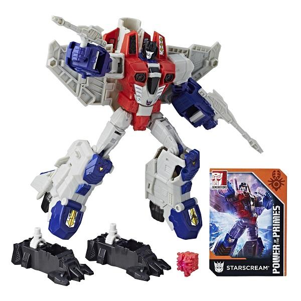 Купить Hasbro Transformers E0598/E1137 Трансформеры ДЖЕНЕРЕЙШНЗ ВОЯДЖЕР Старскрим , Игровые наборы и фигурки для детей Hasbro Transformers