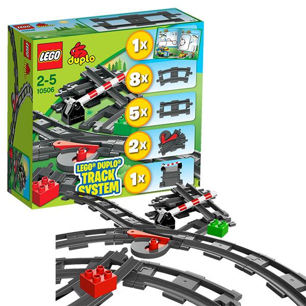 Конструктор LEGO - Дупло, артикул:44691