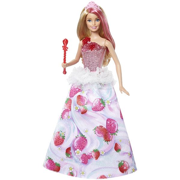 Купить Mattel Barbie DYX28 Барби Конфетная принцесса, Кукла Mattel Barbie