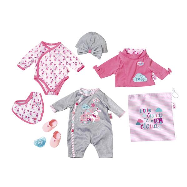 Одежда для куклы Zapf Creation - Одежда и аксессуары для кукол, артикул:146189