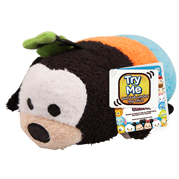 Tsum Tsum 5866Q Фигурка коллекционная плюшевая, с подсветкой и звуком - Мягкие игрушки