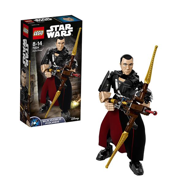 Lego Star Wars 75524 Конструктор Лего Звездные Войны Чиррут Имве, арт:145763 - Звездные войны, Конструкторы LEGO