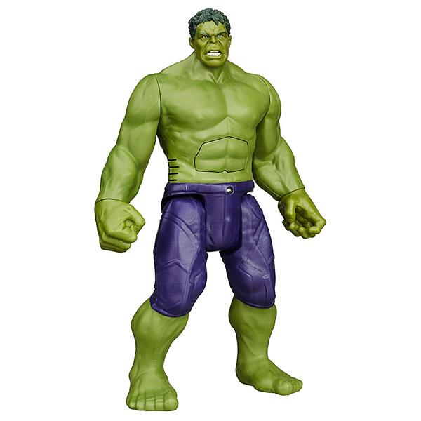 Avengers B1382 Титаны: Интерактивная фигурка Халка