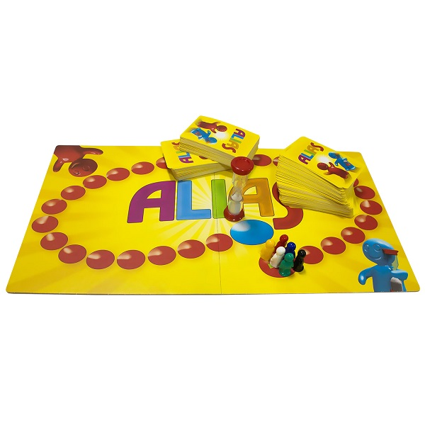 Tactic Games 53366 Настольная игра СКАЖИ ИНАЧЕ (для детей) по цене 1 199