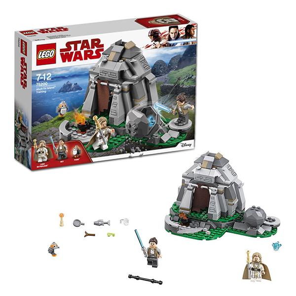 Купить LEGO Star Wars 75200 Конструктор ЛЕГО Звездные Войны Тренировки на островах Эч-То, Конструкторы LEGO