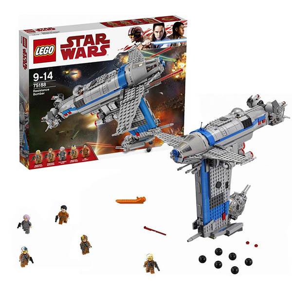 Конструктор LEGO - Звездные войны, артикул:150660