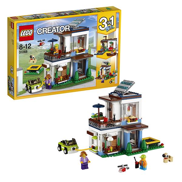 Lego Creator 31068 Конструктор Лего Криэйтор Современный дом, арт:149793 - Криэйтор, Конструкторы LEGO