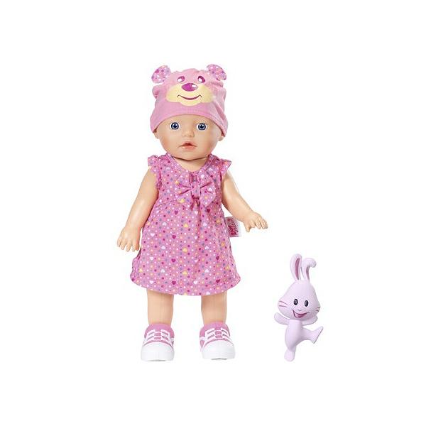 Zapf Creation Baby born 823-484 Бэби Борн Кукла Топ-топ, 32 см