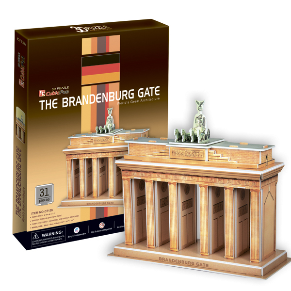 Cubic Fun C712h Кубик фан Бранденбургские ворота (Берлин)