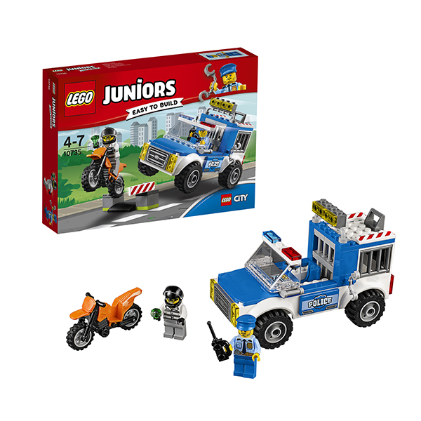 Конструктор LEGO - Джуниорс, артикул:145739