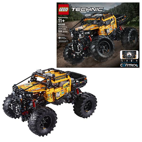 Купить LEGO Technic 42099 Конструктор ЛЕГО Техник Экстремальный внедорожник 4х4, Конструкторы LEGO