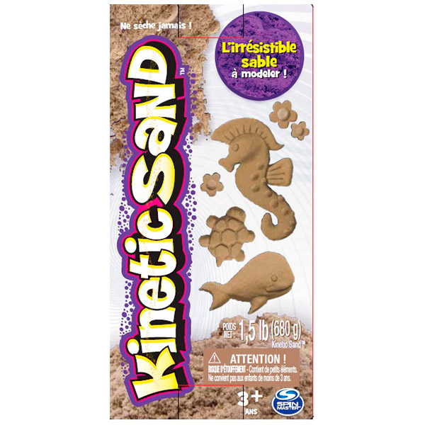 Кинетический песок Kinetic sand - Наборы для творчества, артикул:127898