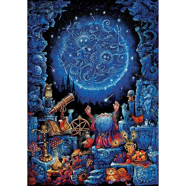 Купить Educa 18003 Пазл 1000 деталей Астролог