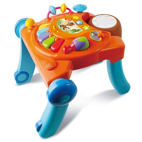 Купить B kids 003993 Игровой центр Веселая лошадка 3 в 1, Развивающие игрушки для малышей B kids