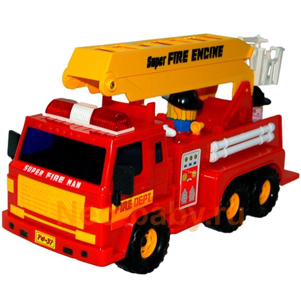 Купить Daesung 404 Дайсунг Машина пожарная, Машинка Daesung
