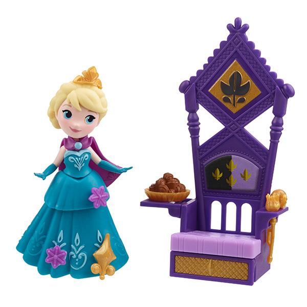 Купить Hasbro Disney Princess B5188 Набор маленькие куклы Холодное сердце с аксессуарами (в ассортименте), Кукла Hasbro Disney Princess
