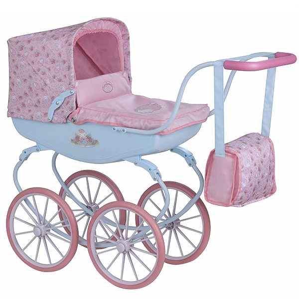 Купить Zapf Creation Baby Annabell 1423573 Бэби Аннабель Коляска винтажная, 2018, Аксессуары для куклы Zapf Creation