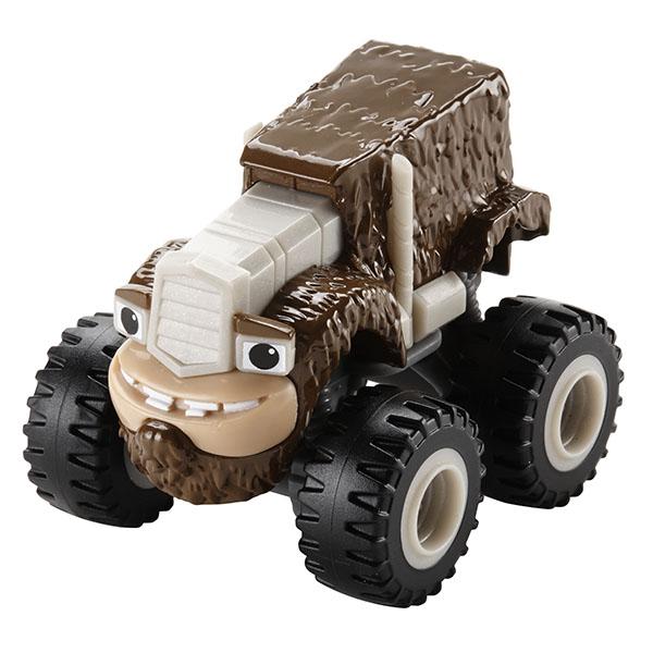 Машинка Mattel Blaze - Машинки из мультфильмов, артикул:148261