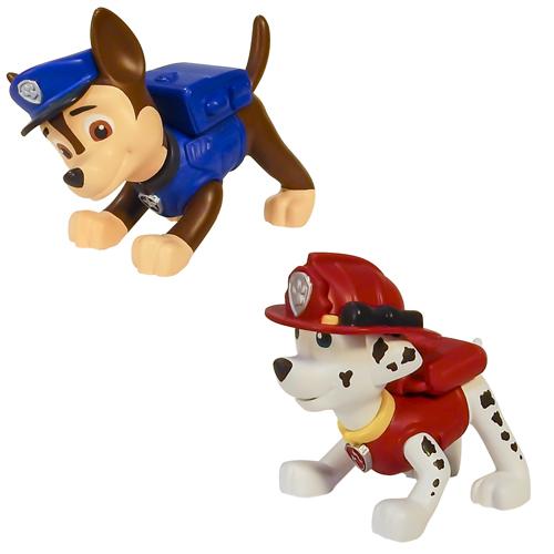 Фигурка Paw Patrol Paw Patrol 16612 Щенячий патруль Маленькая фигурка щенка (в ассортименте) по цене 167
