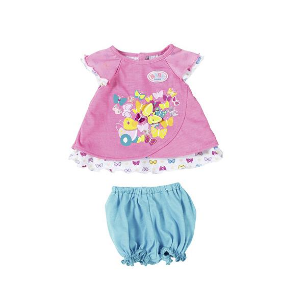 Купить Zapf Creation Baby born 823-552 Бэби Борн Туника с шортиками (в ассортименте), Одежда для куклы Zapf Creation