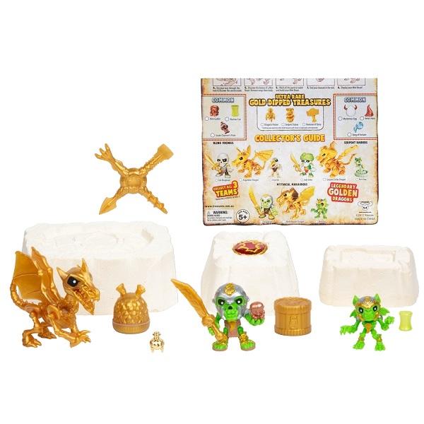 Treasure X 41511T Мега набор Золото драконов - Игровые наборы