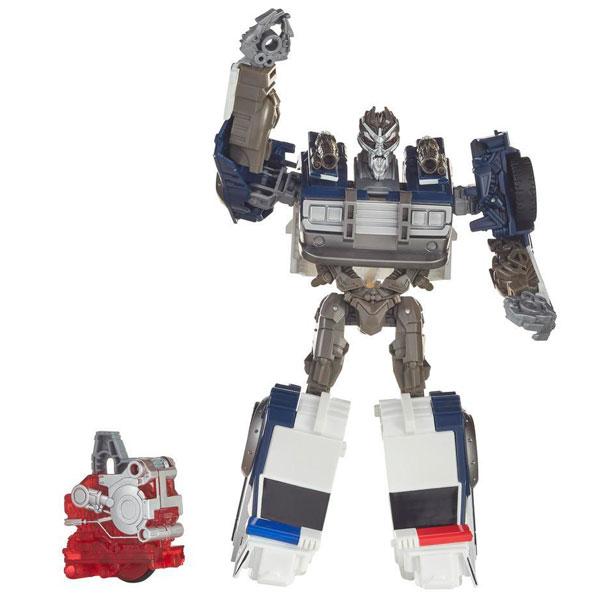 Hasbro Transformers E0700/E0755 Трансформеры Заряд Энергона 20 см Баррикейд, арт:156100 - Трансформеры, Игровые наборы