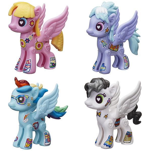 Купить Hasbro My Little Pony B3592 Создай свою пони (в ассортименте), Кукла Hasbro My Little Pony