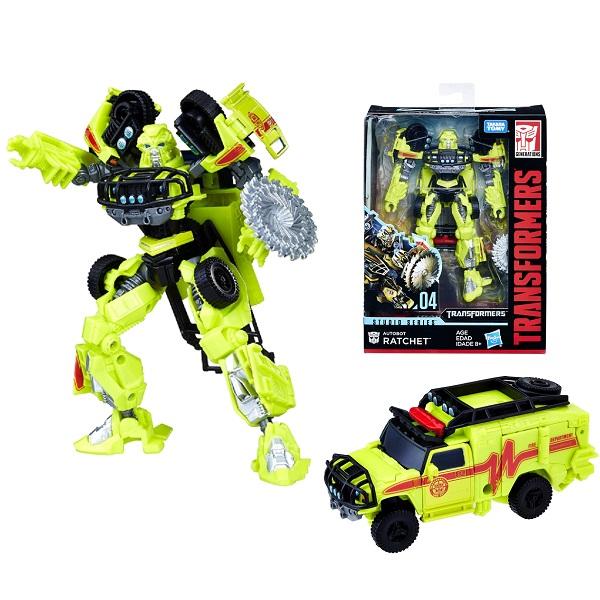 Hasbro Transformers E0701/E0744 Трансформеры Ретчер 20 см