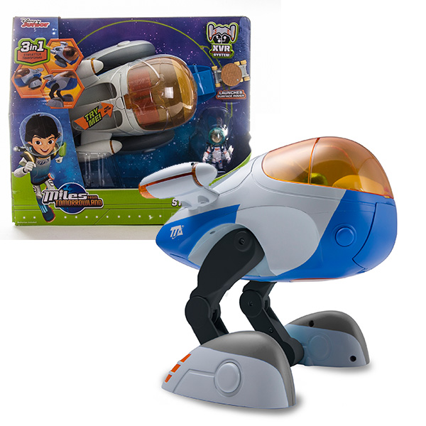 Игровой набор Miles from Tomorrowland от Toy.ru