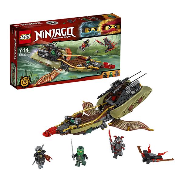 Конструктор LEGO - Ниндзяго, артикул:145723