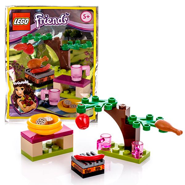 Конструктор LEGO — LEGO Friends 561505 Конструктор ЛЕГО Подружки Пикник